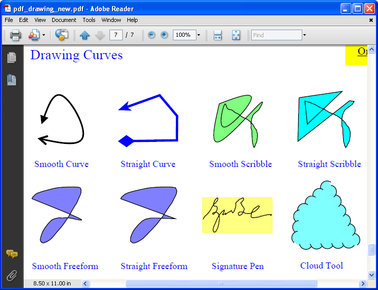 how to draw curve in powerpoint