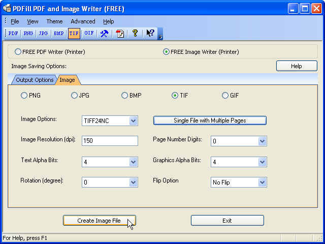 PDFill PDF and Image Writer 8.0 full