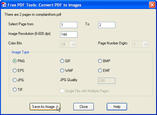exe converter to pdf online